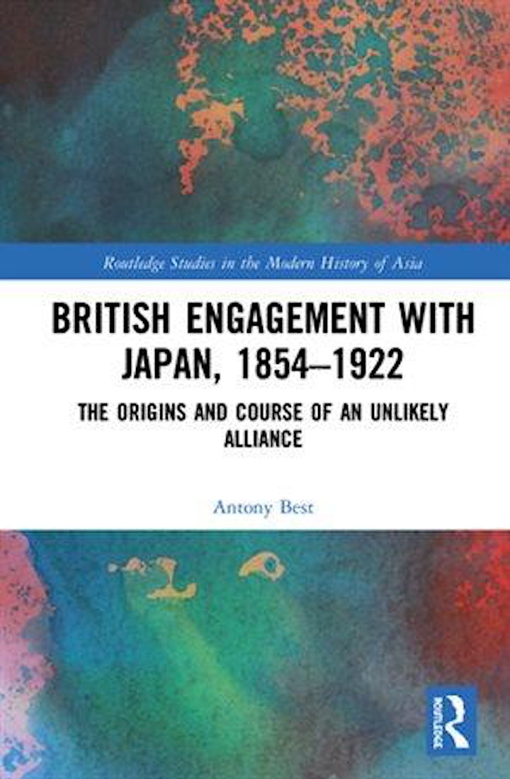 CJS Webinar: Britain's Road to Unlikely Alliance with Japan, 1894-1902 image