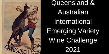 Presentation Dinner-  Qld & Australian Int Emerging Variety Wine  Challenge tickets