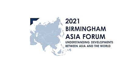 2021 Birmingham Asia Forum tickets