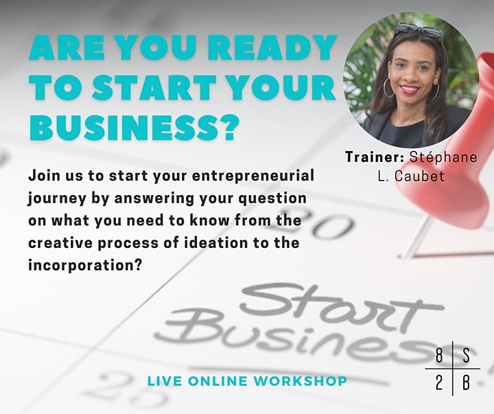 Workshop: Are you ready to start your business? image