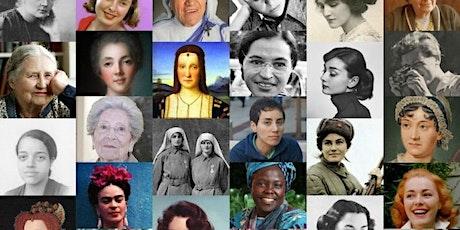 Las mujeres en la historia entradas