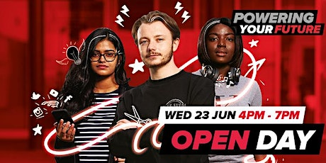 Walsall College June Open Day 2021 tickets