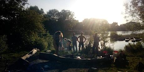 River user survey training: Longbridges tickets