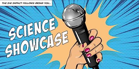 IHE Impact Fellows: Science Showcase tickets