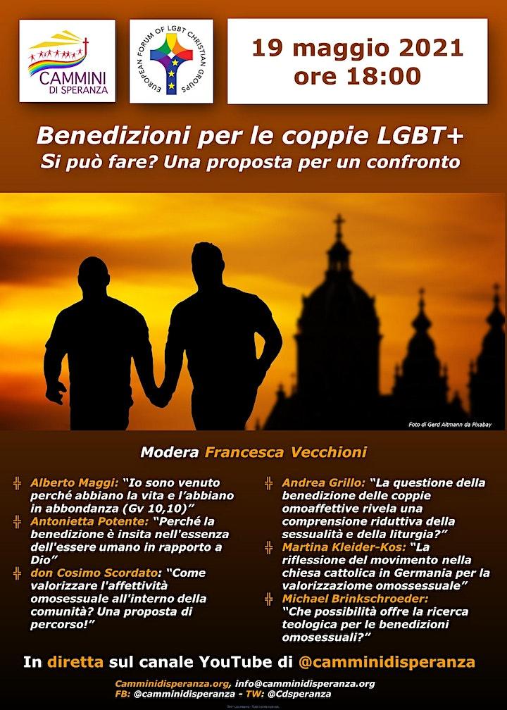 Immagine Benedizioni per le coppie LGBT+: Si può fare?