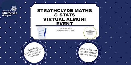 Strathclyde Mathematics Society Alumni Event tickets