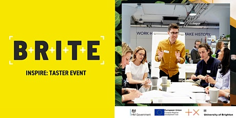 Plus X Brighton: BRITE Inspire Programme, Taster Event tickets