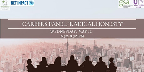 Careers Panel: Radical Honesty tickets