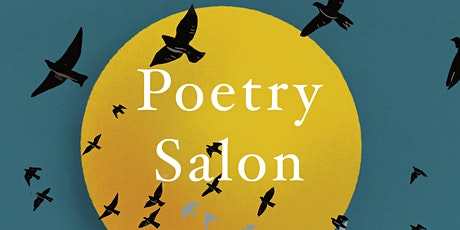 May Series: The Poetry Salon with Clare Mulvany tickets