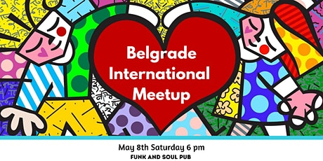 Belgrade International Meetup tickets