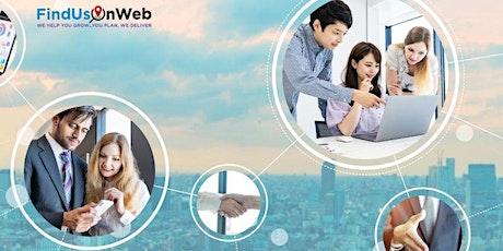 Find Us On Web Virtual Networking Basingstoke 22nd June 2021 via Zoom tickets
