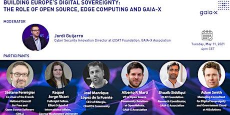 Building Europe's Digital Sovereignty biglietti
