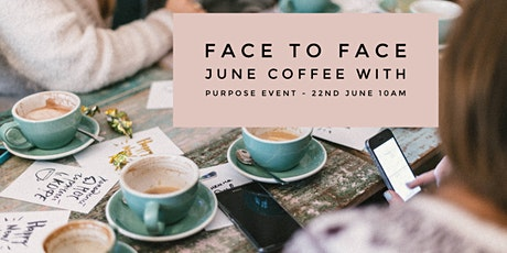 The Shire Collective June Coffee with Purpose Event tickets