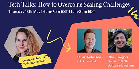 Multiverse Tech Talks: How To Overcome Scaling Challenges tickets