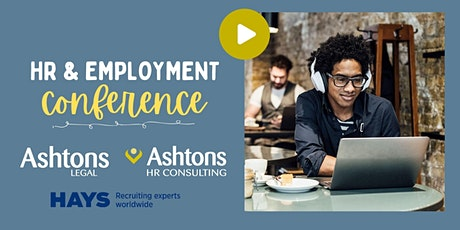 HR and Employment Law Virtual Conference tickets