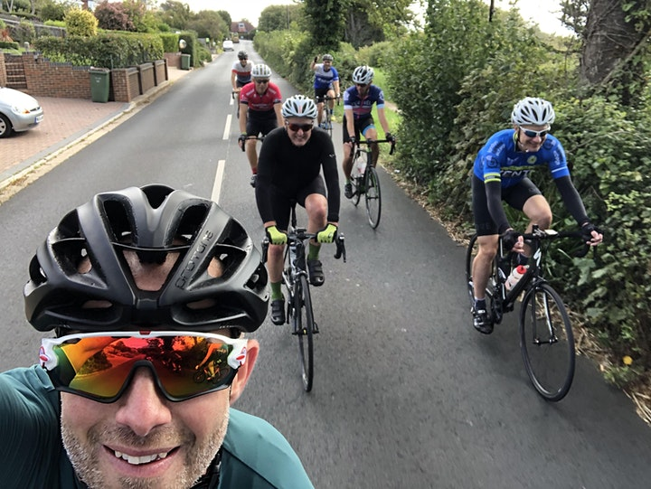 Slipstream New Forest Cycle Ride May 2021 image
