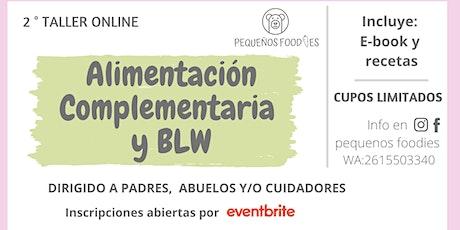 Alimentación Complementaria y BLW entradas
