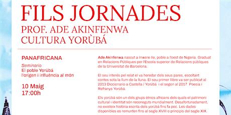 SEMINARIO CULTURA YORÙBÁ tickets