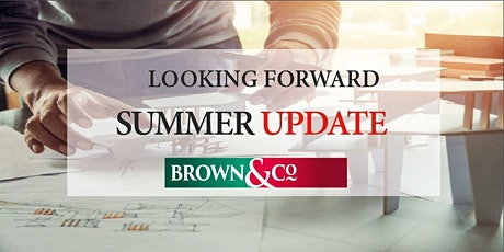 Brown&Co Architecture and Planning Summer Update tickets
