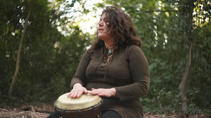Workshop: Rhythm & Voice...Drum & Sing....Let it All Out!! image