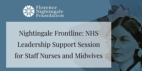FNF Leadership Support Session for Staff Nurses and Midwives tickets