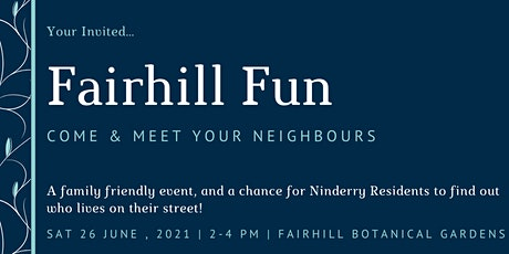 Fairhill Fun tickets