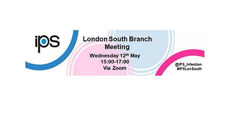 IPS London South Branch Meeting tickets