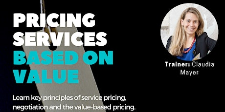 Workshop: Pricing services based on value tickets