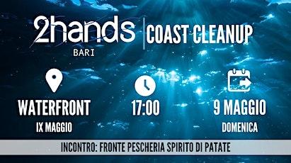 Clean up 2hands Bari biglietti