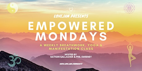 Empowered Mornings Weeky Class tickets