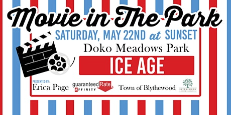 Movie in the Park - Ice Age tickets