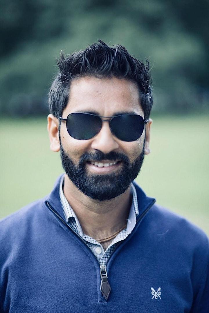 Amit Patel: Kika & Me image