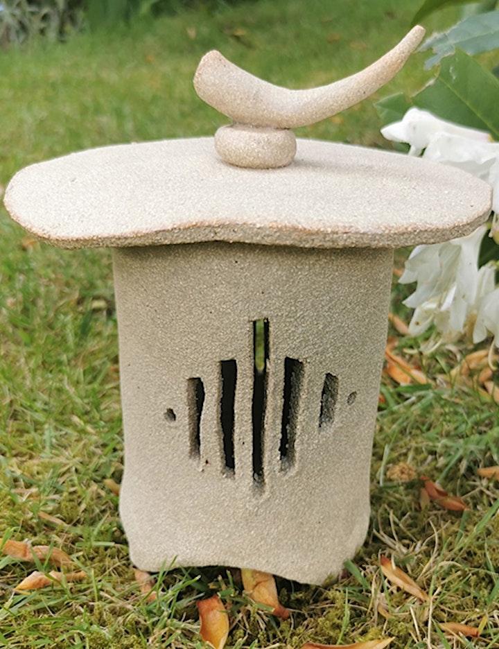 Pottery Workshop: Making Clay Garden Lanterns image