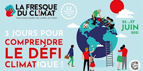 """Conférence - """"S'engager avec l'Association la Fresque du Climat"""" billets"""