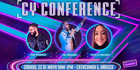 CY Conference 2021 entradas