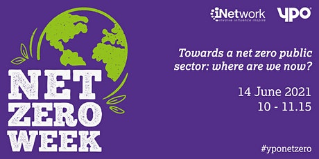 Towards a net zero public sector: where are we now? tickets