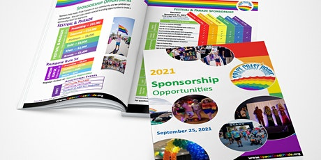 Space Coast Pride 2021 - Sponsor Registration tickets