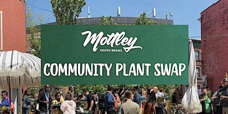 South Bronx Plant Swap tickets