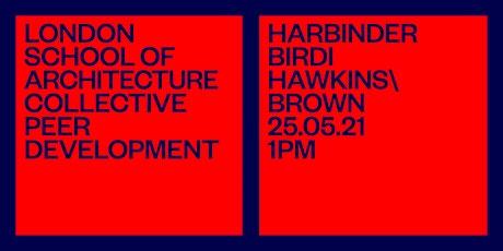 LSA CPD: Harbinder Birdi — Designing a Zero Carbon World tickets