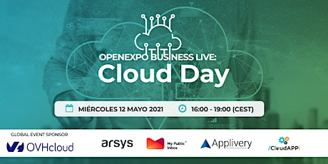 OpenExpo Business Live: Cloud Day entradas