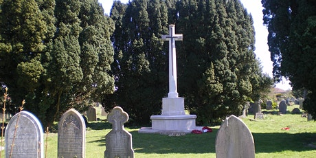 CWGC War Graves Week Tours - Worthing Broadwater Cemetery tickets