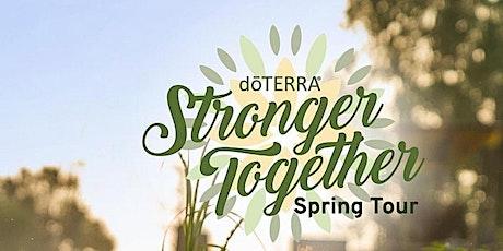 DoTerra Spring Tour Chicago 2021 tickets