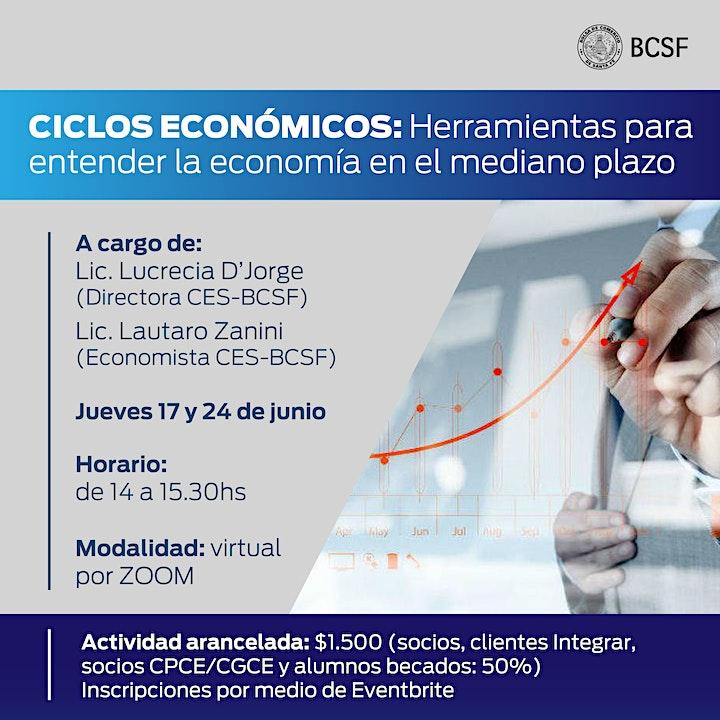 Imagen de Ciclos económicos: Herramientas para entender la economía