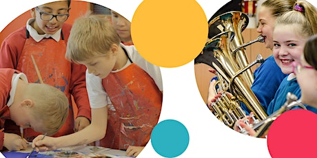 Arts-Rich Schools - What They Are and How To Become One tickets