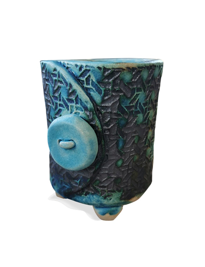 Pottery Workshop: Make a Trio of Planters in Clay image
