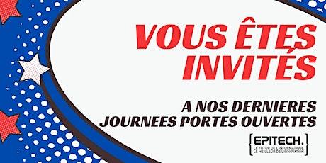 Nos dernières Journée Portes Ouvertes - Epitech Marseille billets