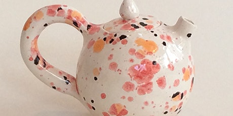 Pottery Workshop: Let's Make a Teapot! tickets