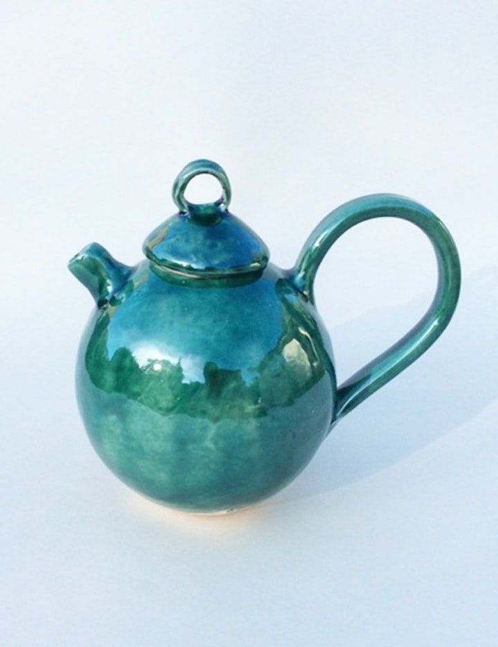 Pottery Workshop: Let's Make a Teapot! image