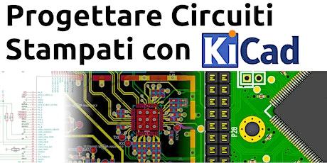 Progettare un PCB con KiCAD biglietti