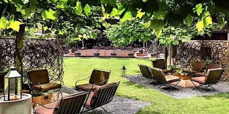 Pranzo Armonico nei Giardini Sonori della Villa Luigi Mazzanti 1907! biglietti